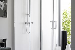 great range of shower enclosures
