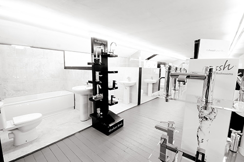 Tiles Unlimited UK Showroom